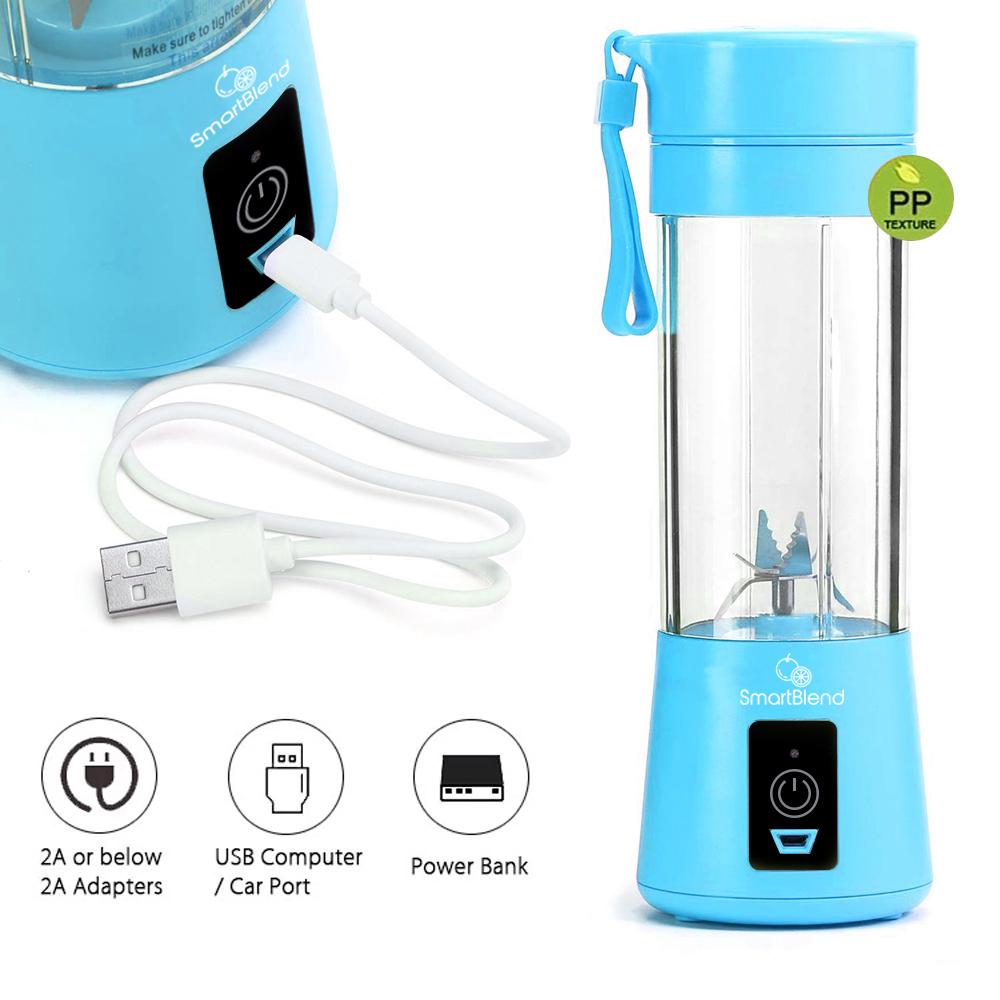SmartBlend Charging