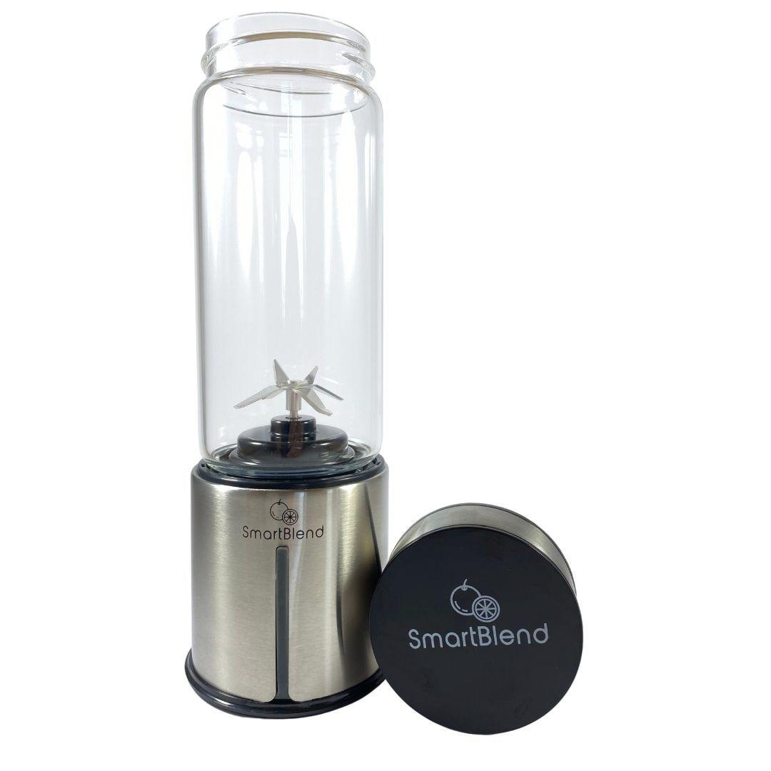SmartBlend portable blenders silver