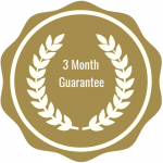 3 Month Guarantee